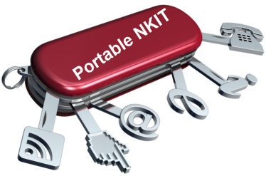 Portable NKIT logo